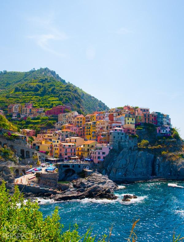 Cinque Terre Italy Travel