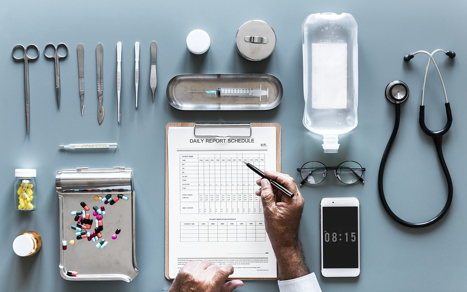 Doctors and their tools