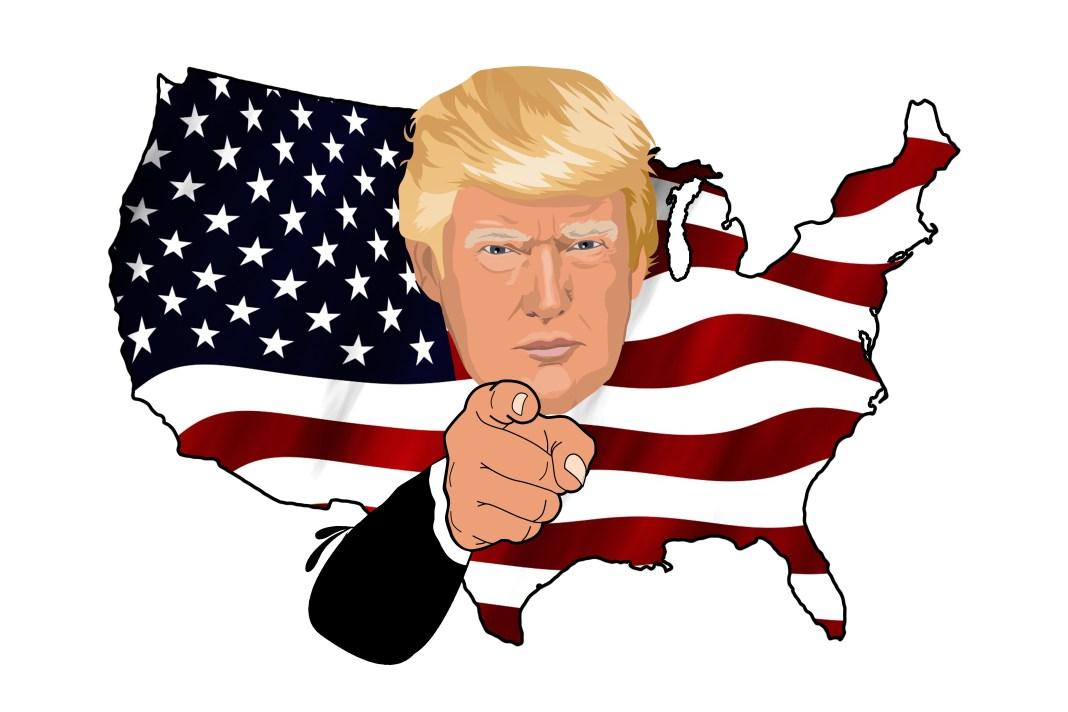 Uncle Sam, Donald Trump | Aspioneer