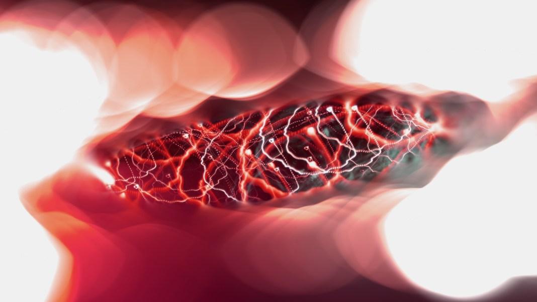 A representation of a neuron