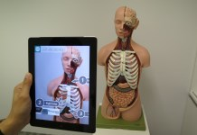 Human body augmented by a device | Aspioneer