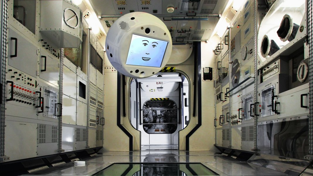 A shot of the insides of the ISS | Aspioneer