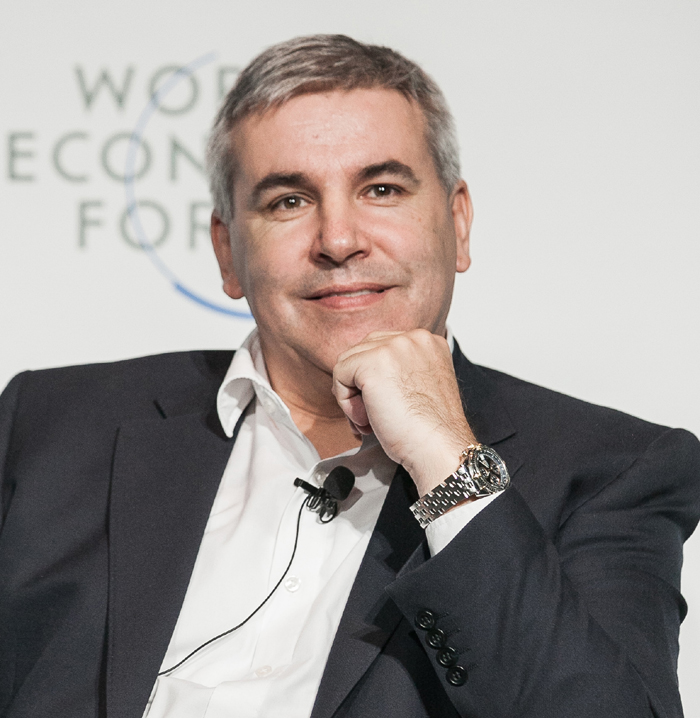 Rob Leslie, Chief Executive Officer, Sedicii, Ireland at the World Economic Forum - Annual Meeting of the New Champions in Dalian, People's Republic of China 2015. Copyright by World Economic Forum / Jakob Polacsek
