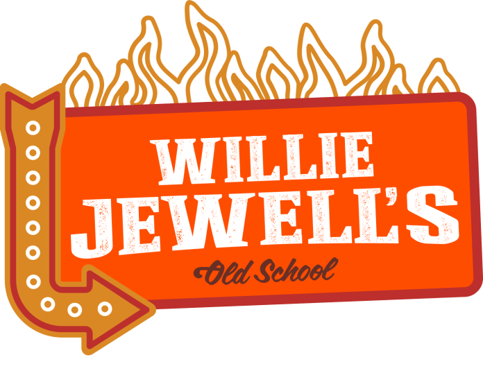 Willie Jewell's Old School Logo