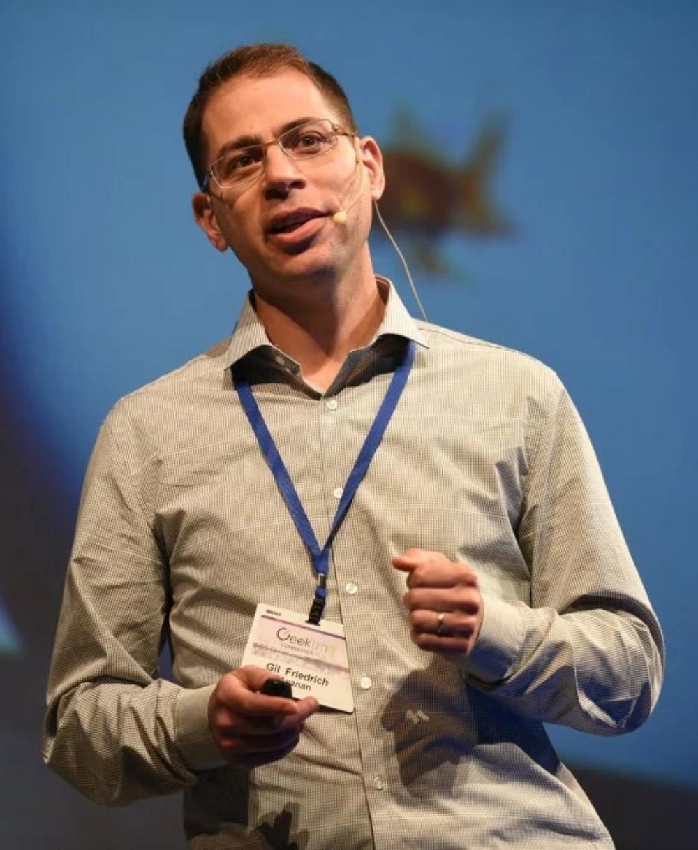 Gil Friedrich, CEO, Avanan.