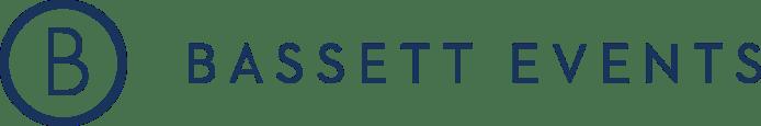 Logo of Bassett Events.