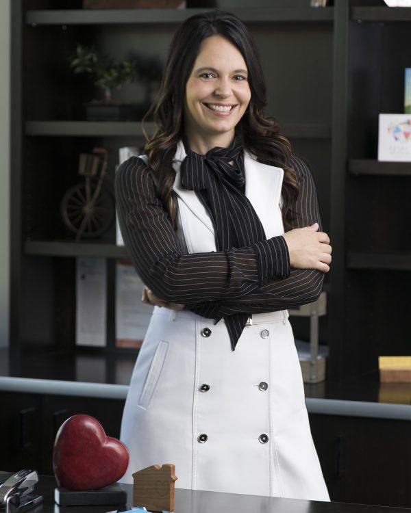 Natalie Standridge, Founder & CEO, Casa de Corazón.