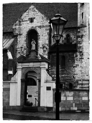 Kościół św, Andrzeja - szczegóły