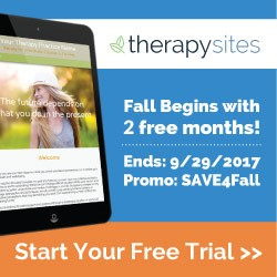 AspiraCE online CE courses - special offer from TherapySites