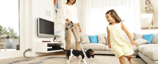 Aspiratie centralizata : caracteristici inteligente pentru curățare superioară
