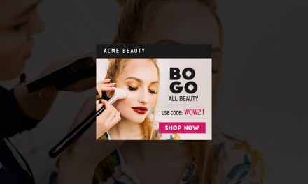Creative Examples: Health and Beauty