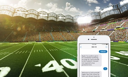 Mobile Messaging Case Study: Eagles Text Club
