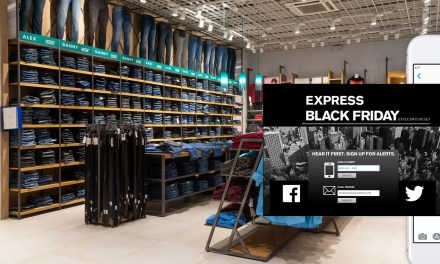 Mobile Messaging Case Study: Express Black Friday Sales