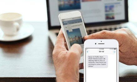 Mobile Messaging Case Study: TV News Station Alerts