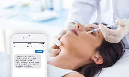 Mobile Messaging Case Study: Cosmetic Surgeon