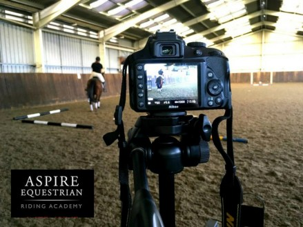 Spicing up the training at home: competing online with Dressage Anywhere