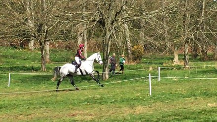 Lessons from Portman Horse Trials