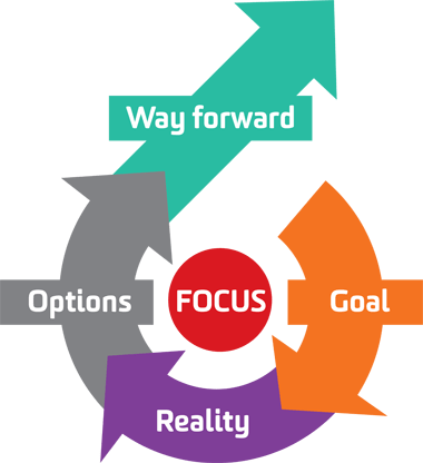 Need more focus Try the GROW model  Aspire Business
