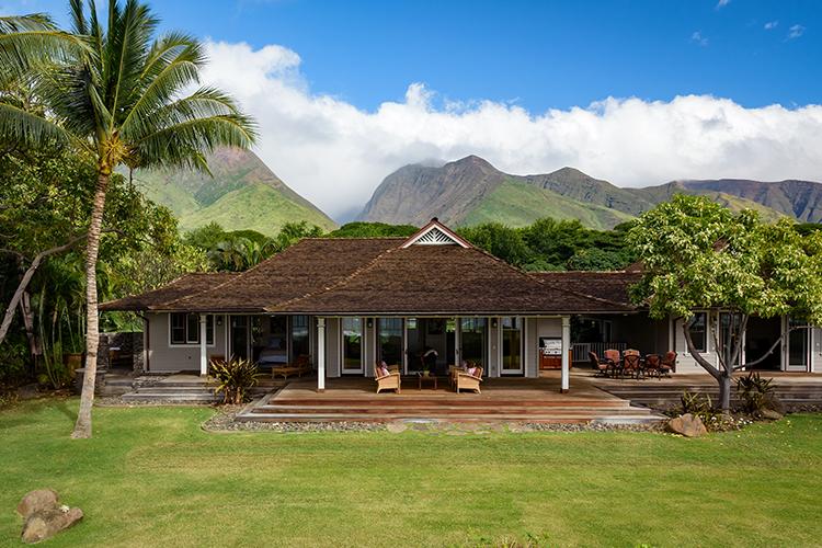 Leid Back West Maui Hawaii Plantation Style Cottage