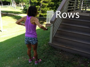 Rows Stairs 2
