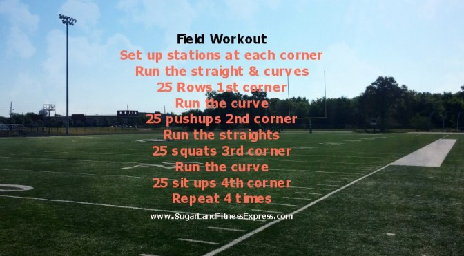 Field Workout