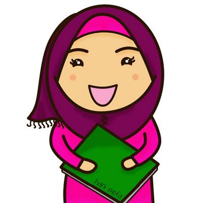 muslimah cartoon  aspiringinfluence