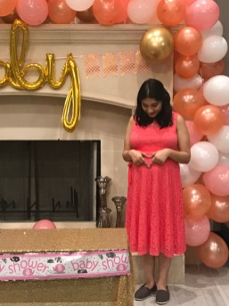Cousin's Baby Shower