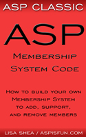 ASP Membership System Code Ebook