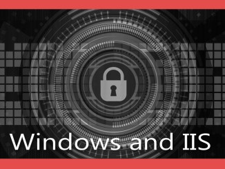 Windows Server and IIS