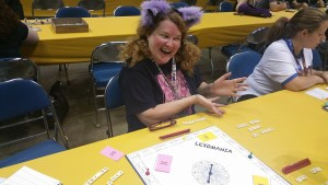 LEXOMANIA is a Spelling, Dice less and Probability Fast-play game for ages 8+