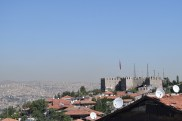 View from Ankara Citadel