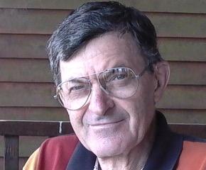 The Rev Peter Lockyer Photo