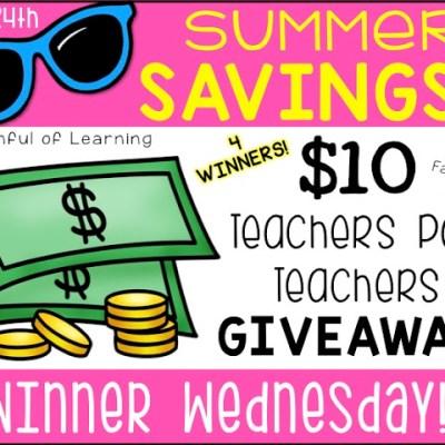 7 Days of Summer Savings!