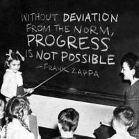 Something to think about from Frank Zappa