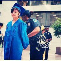 Illogical Thoughts/things that make perfect sense # 13 - Arrested at their graduation because they are illegal immigrants