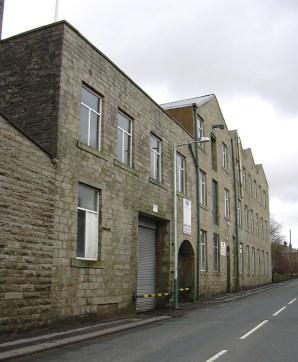 Isle of Man Mill