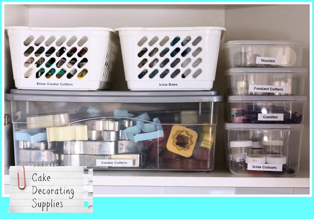 Baking Decorating Supplies