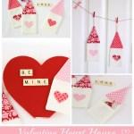 Valentine Heart House