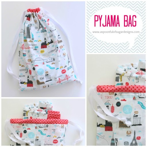 Pyjama+Bag