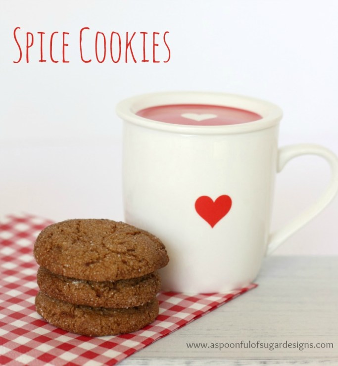 Spice Cookies   5