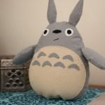 Felt Totoro