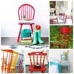 DIY: Transform an Old Wooden Chair (Part 1)