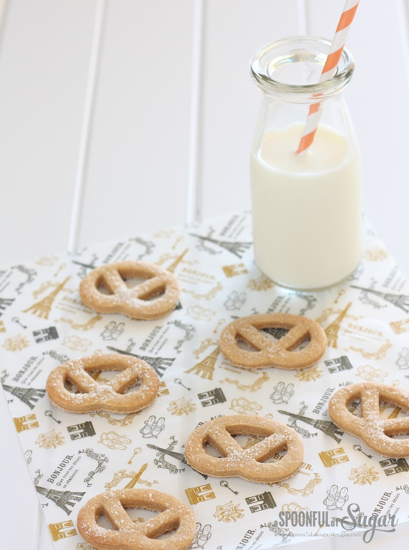 Brown Sugar Pretzel