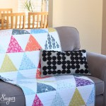 Triangle Quilt (Part 3)