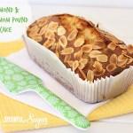 Almond and Cardamom Pound Cake