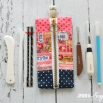 Sewing Tool Pouch