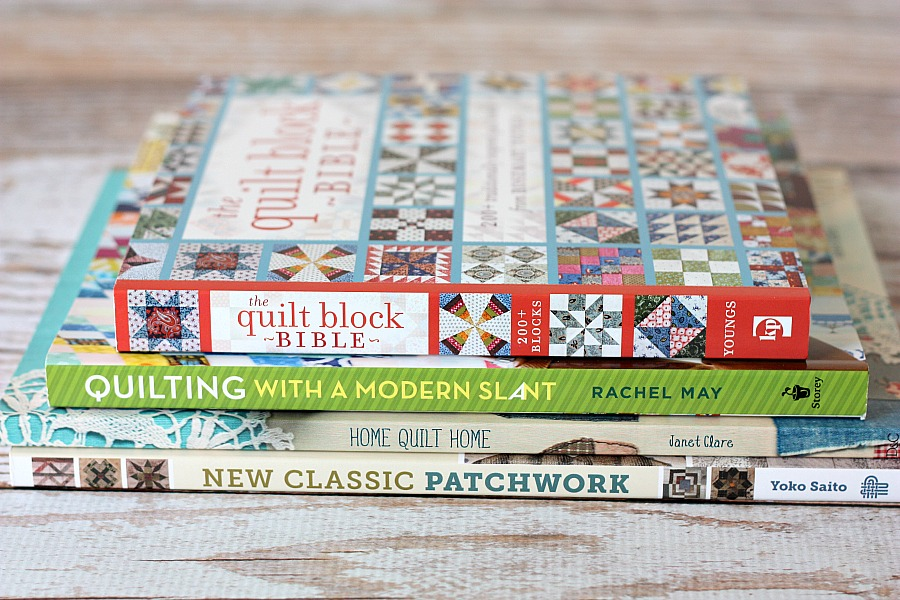 Book Reviews} Books For Quilters - A Spoonful of Sugar : quilt books - Adamdwight.com