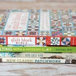 {Book Reviews} Books For Quilters