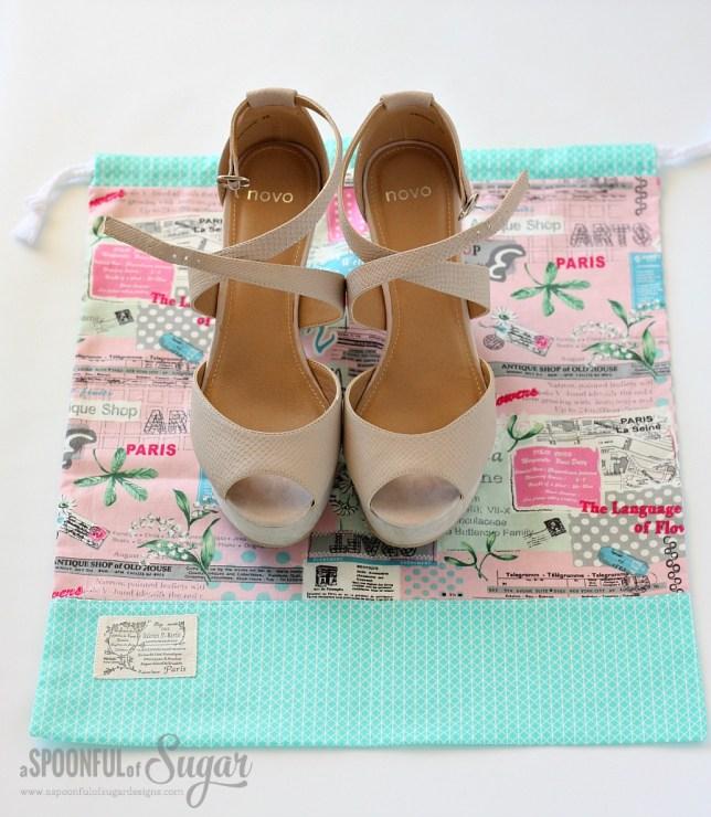 Ladies Shoe Bag