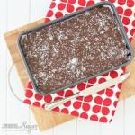 Chocolate Weetbix Slice Recipe